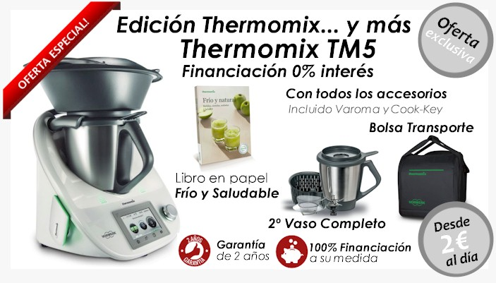 Thermomix y m s - Varoma thermomix precio ...