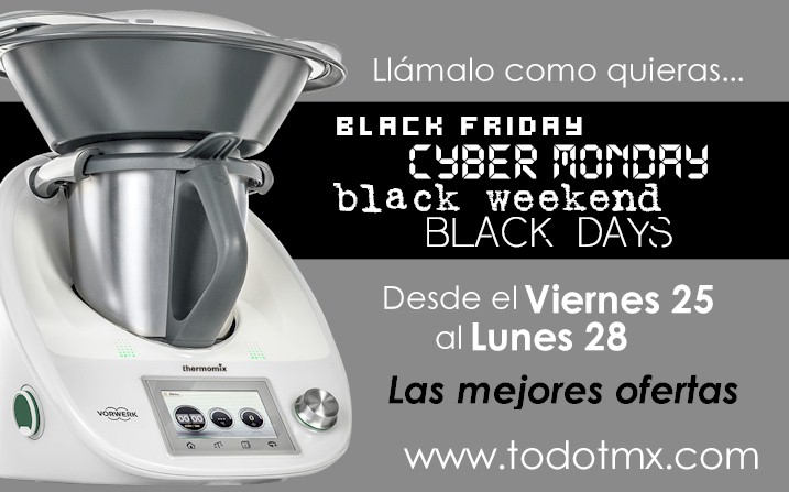 thermomix black friday black weekend cyber monday blak week. Black Bedroom Furniture Sets. Home Design Ideas