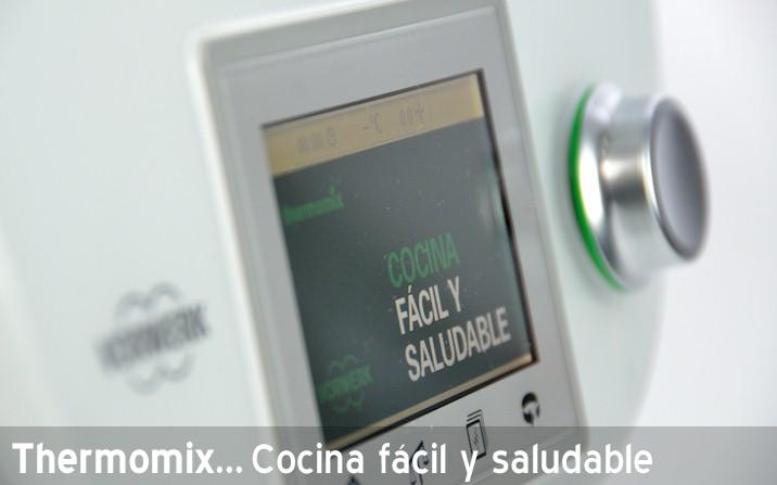Thermomix cocina f cil y saludable - Cocina facil y saludable thermomix ...