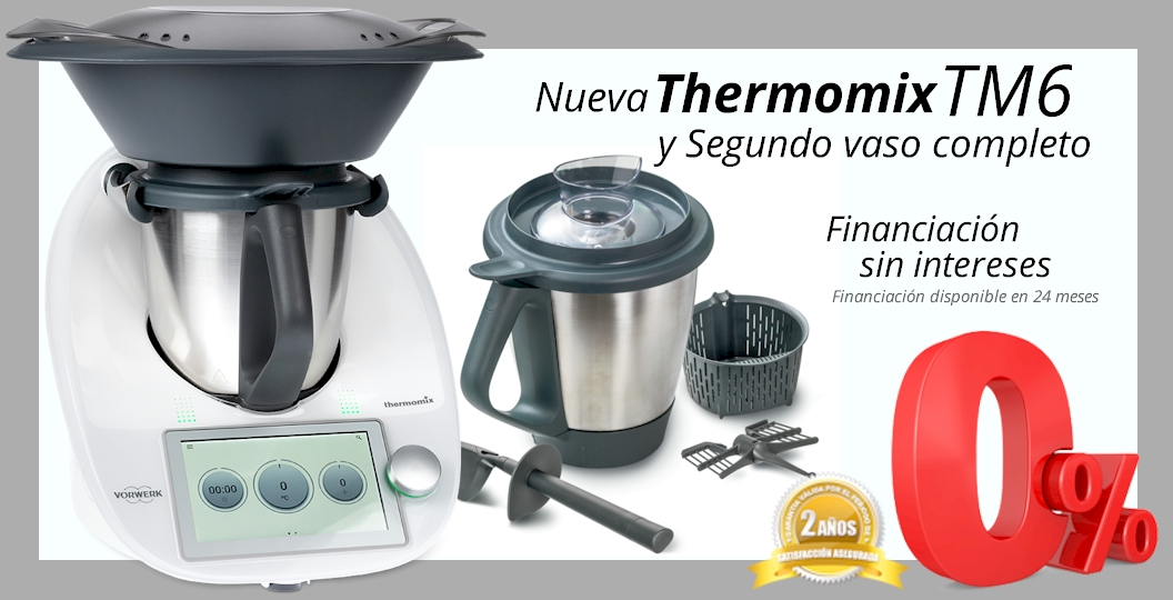 Thermomix sin intereses