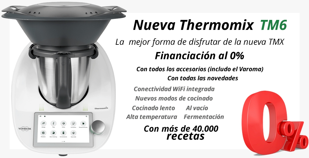Thermomix al 0% de interés